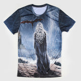 Game Of Thrones Sansa Stark Allover 3D Print Tshirt - TshirtNow.net - 2