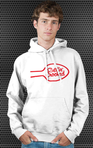Betty Crocker Logo Parody Spoof Hoodie: Gettin' Crocked Logo