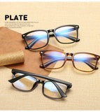 Anti Blue Light Coating Rays Computer Glasses for Men and Women
