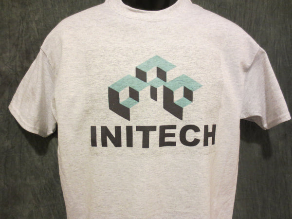 Office Space Initech Logo Tshirt - TshirtNow.net - 1