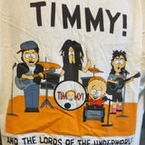 South Park Timmy Lords of Underworld Adult White Size L Large Tshirt - TshirtNow.net - 6