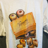 Titman's Sampler Adult White Size XL Extra Large Tshirt - TshirtNow.net - 4