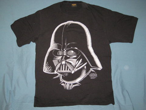 Star Wars Darth Vader Stipple Tshirt Size XL