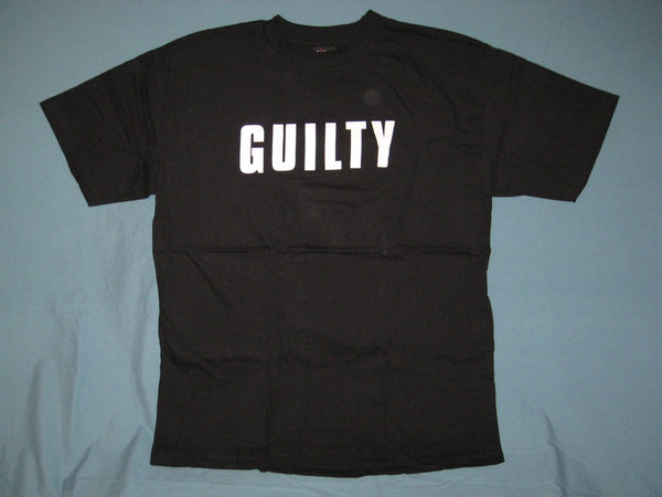 Gravity Kills Guilty - And You're Guilty Too Tshirt Size L - TshirtNow.net - 1