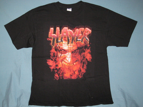 Slayer Evil Face Tshirt Size XL - TshirtNow.net