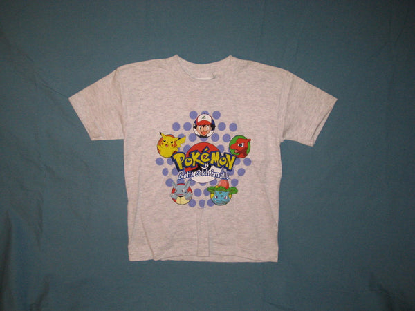 Pokemon Juniors Tshirt Size Youth Small - TshirtNow.net