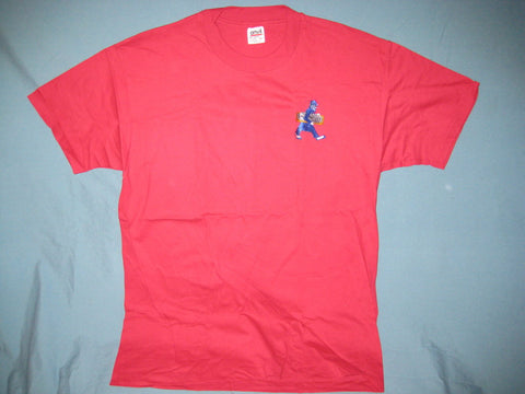 Blues Traveler Embroidered Logo Tour Tshirt Size XL