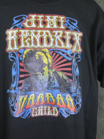 Jimi Hendrix Voodoo child tshirt