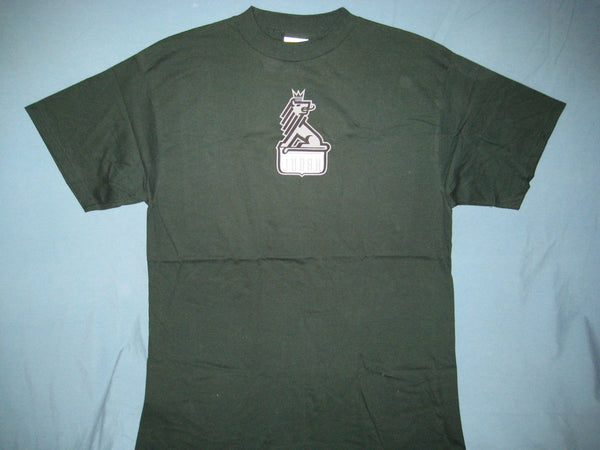Reggae Tribe of Judah Lion Green Tshirt Size L - TshirtNow.net - 1