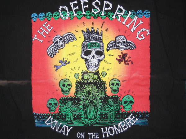 Offspring Ixnay on the Hombre Ls Black Tshirt Size XL - TshirtNow.net
