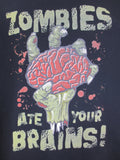 Zombies Ate Your Brains Tshirt - TshirtNow.net - 3