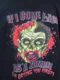 Im Eating You First Zombie tshirt - TshirtNow.net - 2