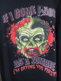 Im Eating You First Zombie tshirt - TshirtNow.net - 3
