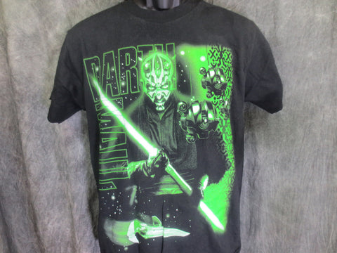 Darth Maul Green Glow Tshirt