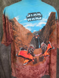 Star Wars Podrace Canyon Tye Dye Tshirt - TshirtNow.net - 3