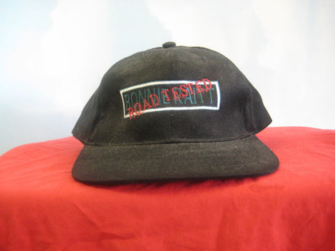 Bonnie Raitt Road Tested Embroidered Cap Hat