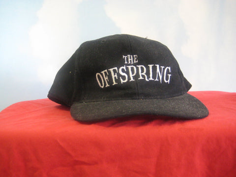 The Offspring Logo Embroidered Cap Hat