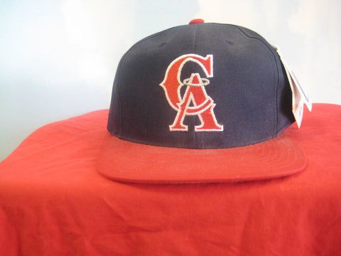 Mlb California Angels Logo Embroidered Cap Hat