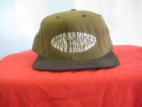 Blues Traveler Logo Embroidered Cap Hat