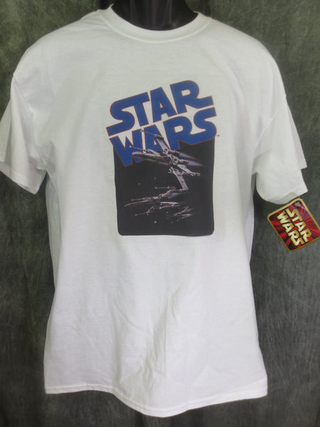 Star Wars X-Wing Retro Tshirt - TshirtNow.net - 1