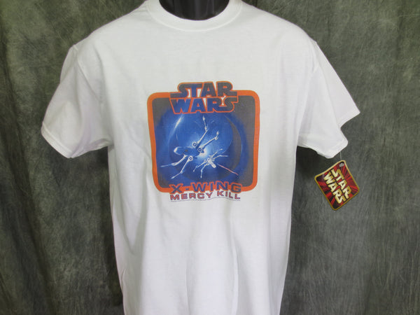 Star Wars X-Wing Mercy Kill Retro Tshirt - TshirtNow.net - 1