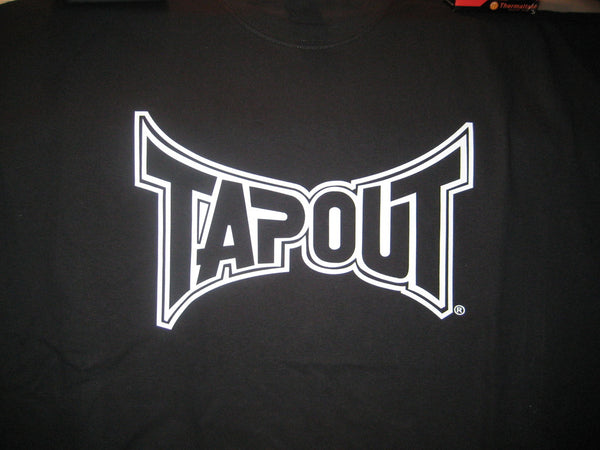 TAPOUT TSHIRT TAP OUT BLACK - TshirtNow.net