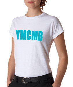 Womens Young Money YMCMB Tshirt