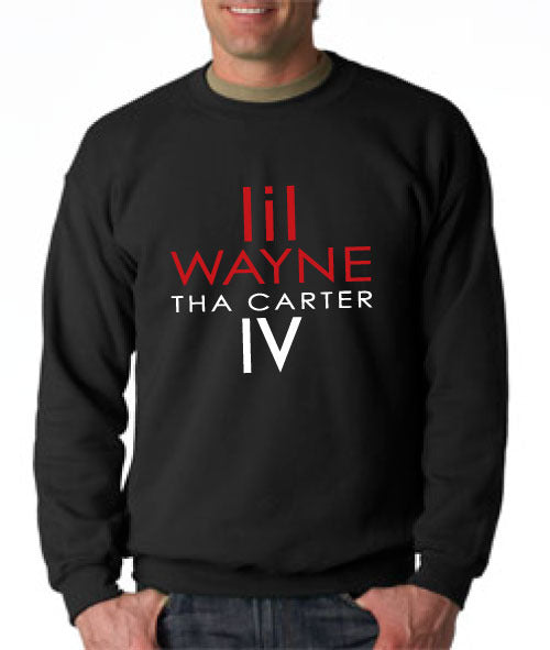 Lil Wayne Tha Carter 4 Crewneck Sweater