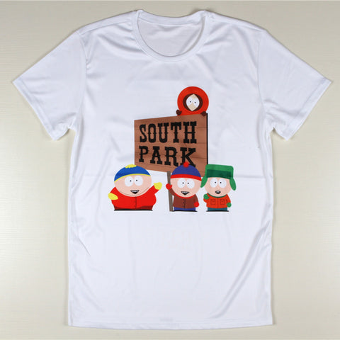 South Park Gang Logo Tshirt