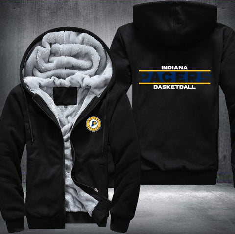 NBA INDIANA PACERS THICK FLEECE JACKET