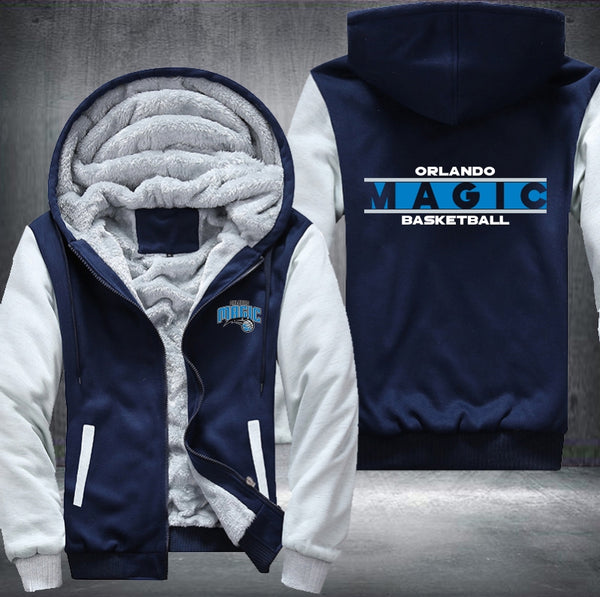 NBA ORLANDO MAGIC THICK FLEECE JACKET