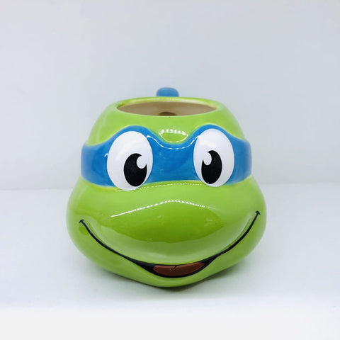 Cute Ninja Turtle Ceramic Coffee/Tea/Milk Cup - Ideal gift for kids