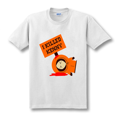 South Park I Killed Kenny Tshirt