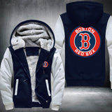 MLB BOSTON RED SOX THICK FLEECE JACKET