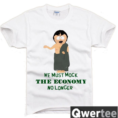 South Park We Must Mock The Economy No Longer Tshirt
