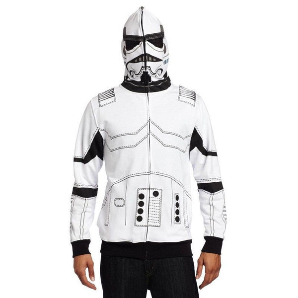Star Wars Stormtrooper Fleece Hoodie - TshirtNow.net - 1