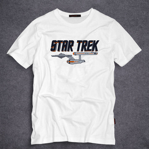 Star Trek Original Enterprise Logo Tshirt