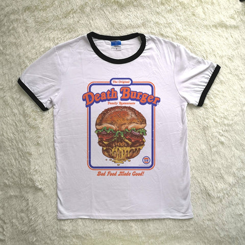 Childhood Death Burger Tshirt