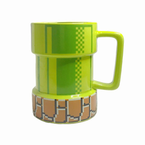 Super Mario Apertures Ceramic Coffee/Tea Mug