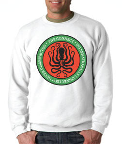 "The Connect Clothing and Apparel Mens ""Logo"" Crewneck - TshirtNow.net - 1"