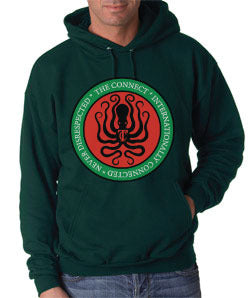 "The Connect Clothing and Apparel Mens ""Logo"" Hoodie - TshirtNow.net - 1"
