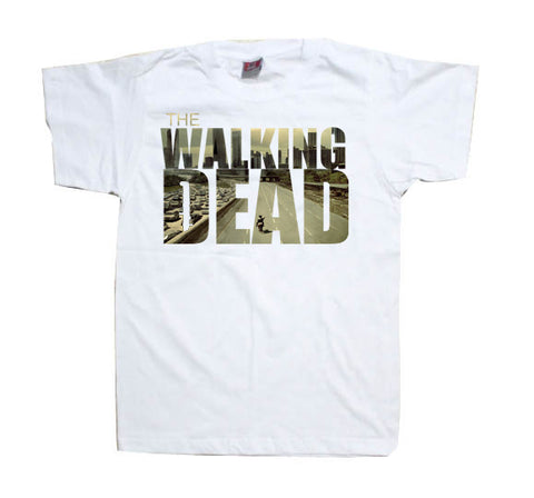 The Walking Dead Skyline Tshirt