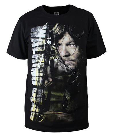 The Walking Dead Daryl Dixon Tshirt 3D Allover Print
