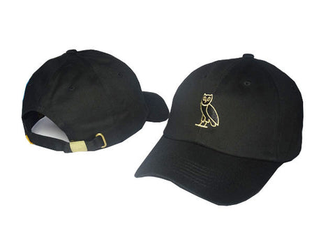 Drake OVO Owl Gang Octobers Very Own Snapback 6 Panel Cap Hat