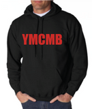 Ymcmb Hoodie: Black With Red Print - TshirtNow.net - 2