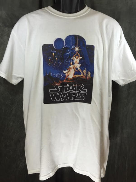 Star Wars A New Hope Tshirt - TshirtNow.net - 1