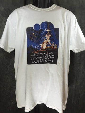 Star Wars A New Hope Tshirt