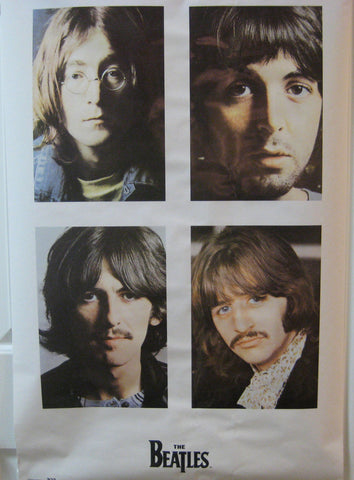 The Beatles Let it Be Poster