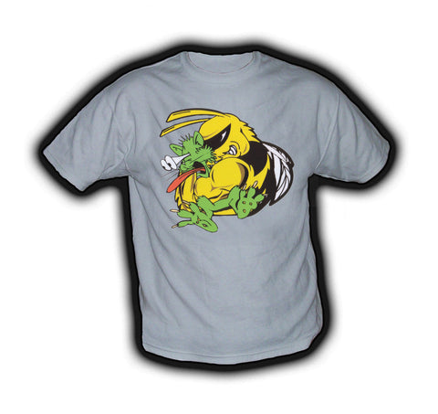 Ski Doo Bee Choking Arctic Cat Tshirt