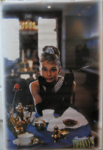 Breakfast at Tiffanys Poster